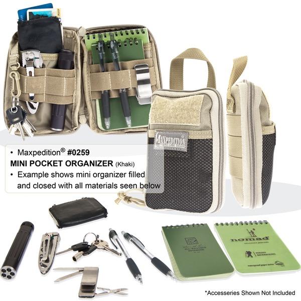 Maxpedition EDC Pocket Organiser Mini