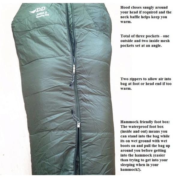 DD Jura 2 Sleeping Bag