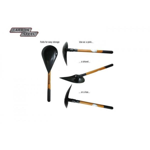Condor Claw Folding Shovel