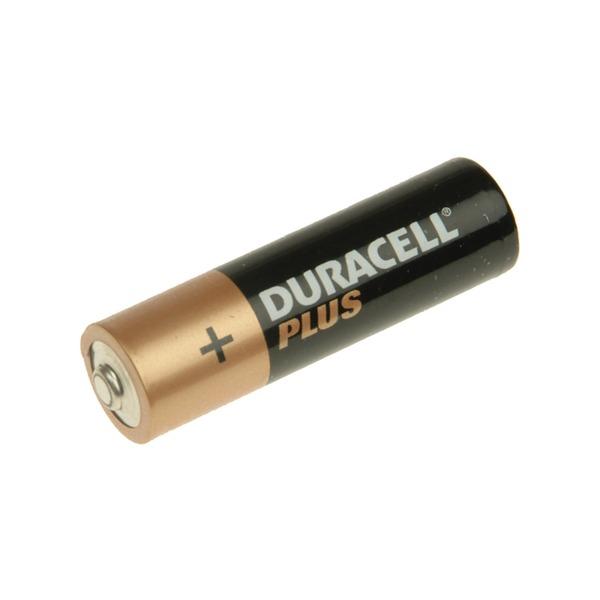 DURACELL Plus Power AA Cell Alkaline Batteries