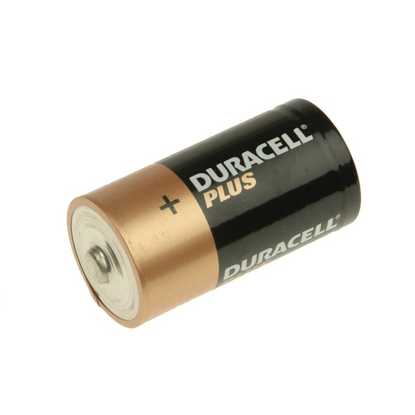 DURACELL Plus Power C Cell Alkaline Batteries
