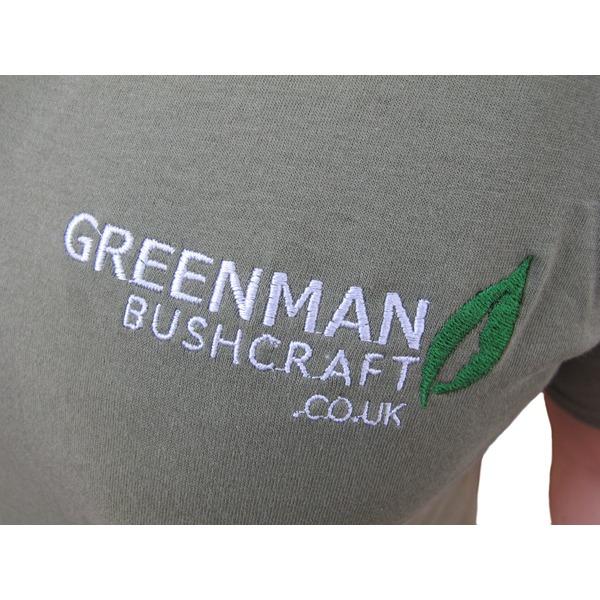 Greenman Bushcraft T-Shirt