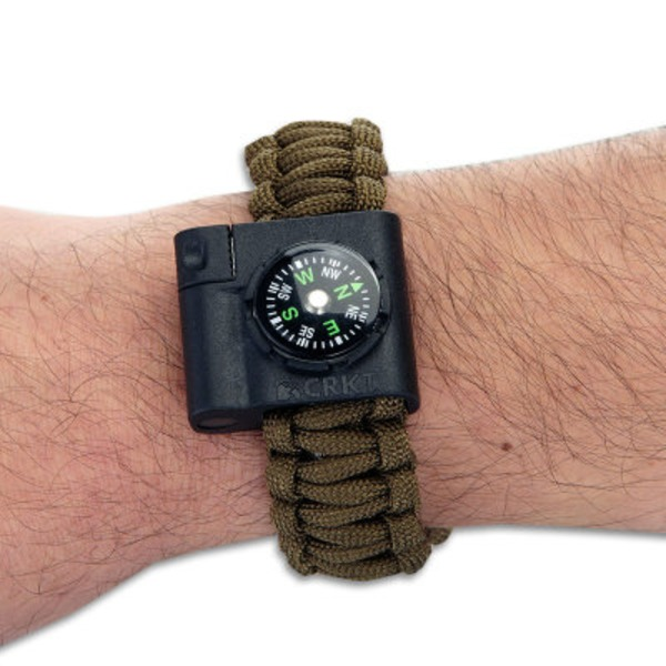 CRKT 550 Paracord Bracelet Accessories