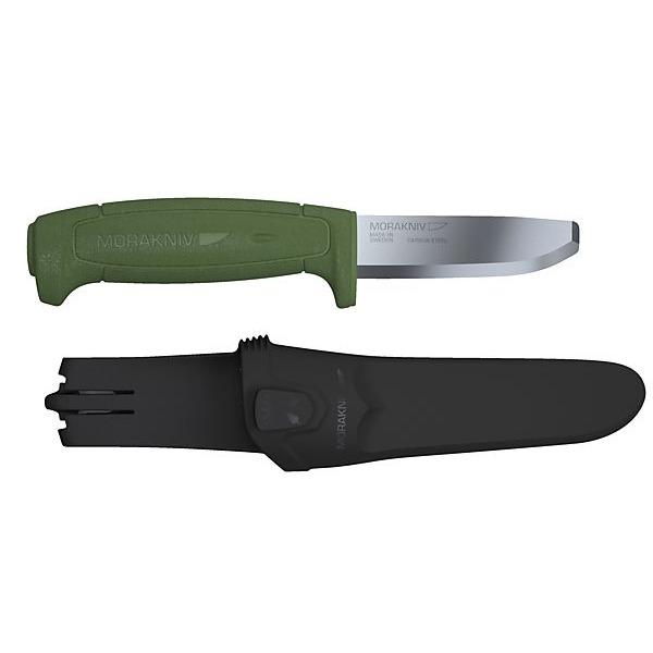 Erik Frost Mora Knife Sweden: Mora Basic Safe Knife