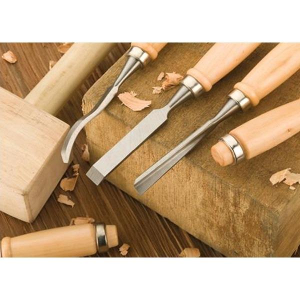 12 Piece Wood Carving Chisel Set