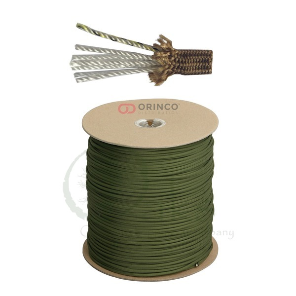 Military MIL-C-5040 Paracord