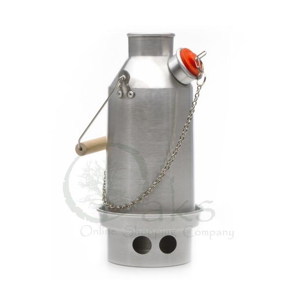 Aluminium 'Trekker' Kelly Kettle (0.57 Ltr / 1 pint)