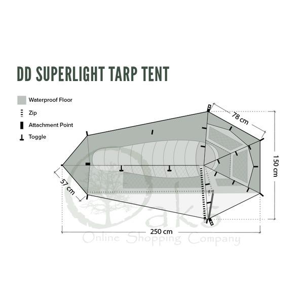 DD Superlight Tarp Tent