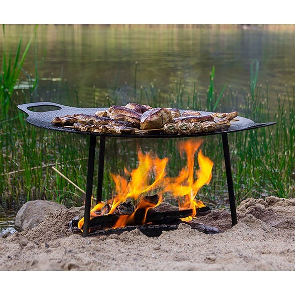Petromax Griddle and Fire Bowl
