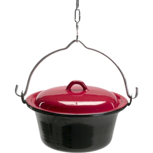 Bon-fire 15 Litre Cooking Pot