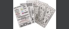 Izula Gear Navigation Card Set