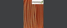 Greenman Bushcraft Fire Braid