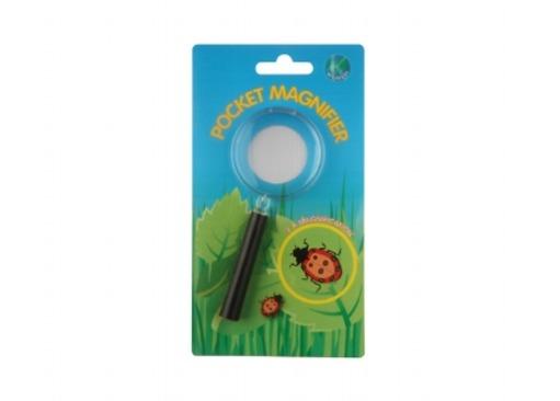 Pocket Magnifying Glass