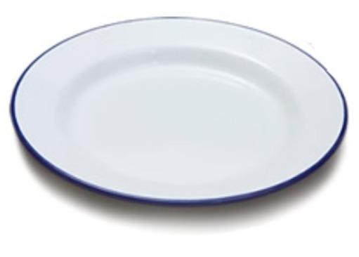 Deep Enamel Plate