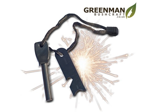 Greenman Bushcraft Army Firesteel