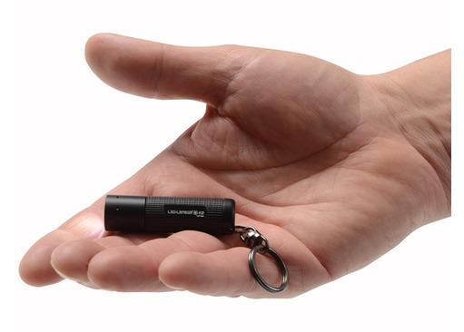 LED Lenser K2 Key-Light Keyring Torch