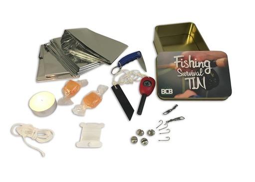 Fishing Survival Tin