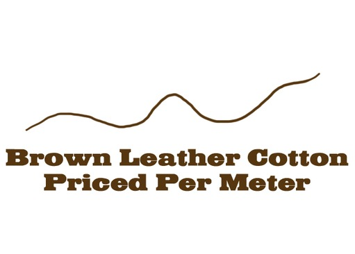 Leather Sewing Cotton