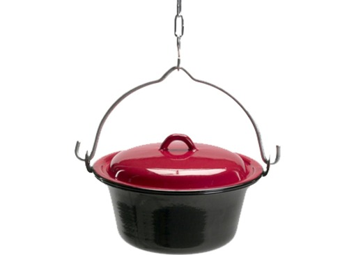 Bon-fire 8 Litre Cooking Pot