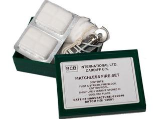 BCB Matchless Fire Lighting Set