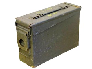 Ammo Boxes, Small