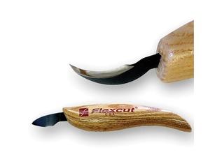Flexcut Hook / Spoon Knives - Left Handed