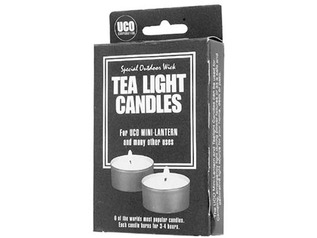 UCO 4 Hour Mini Candles - 6 Pack