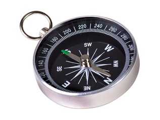 Metal Pocket Compass