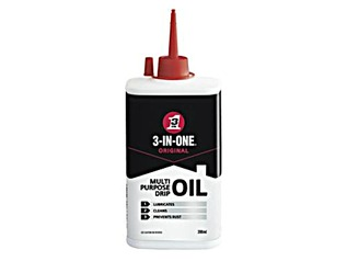 3-in-1 Multi-Purpose Oil for Blade and Tool Care
