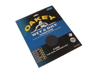 Wet & Dry Flex Paper 230 x 280mm