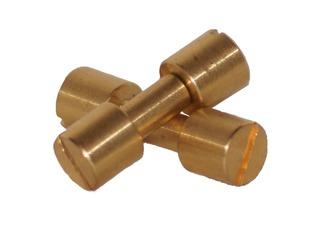 Corby Brass Rivet