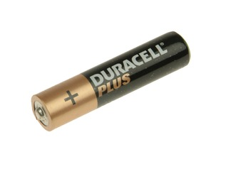 DURACELL AAA Cell Alkaline Batteries