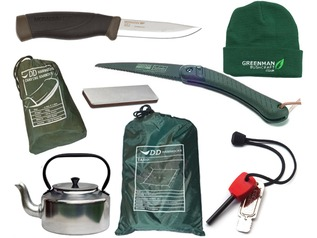 Ultimate Bushcraft Kit
