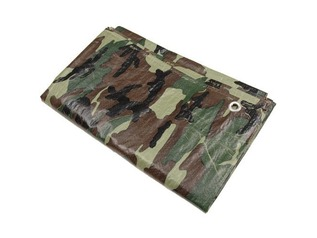 Camouflage Forest School Tarps