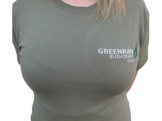 Greenman Bushcraft T-Shirt