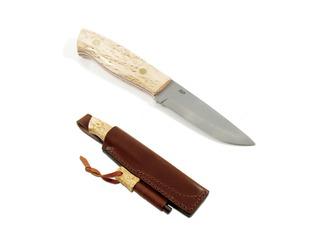 EnZo Trapper O1 Bushcraft Knife With Firesteel