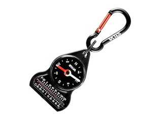 Silva Forcaster 10 Carabiner Compass