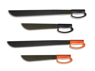 OKC Heavy Duty D Handle Machetes