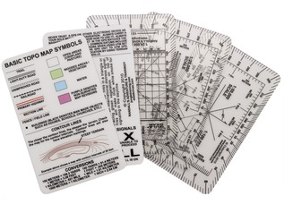 Izula Gear Navigation Card Set