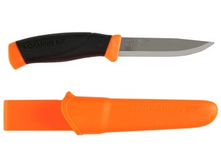 Mora 860F High Visibility Bushcraft Knife