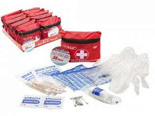 Budget First Aid Pocket Pack