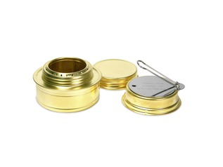 Esbit Alcohol Burner and Flame Adjuster