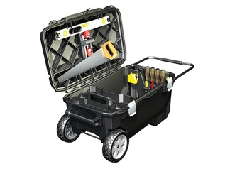Stanley FatMax Pro Mobile Chest