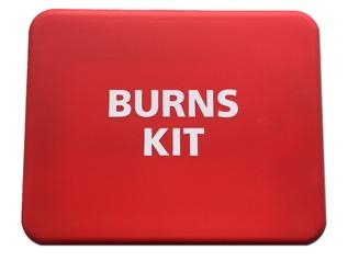 Orinco Travel Burns Kit