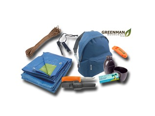 Greenman Lite Preppers Pack