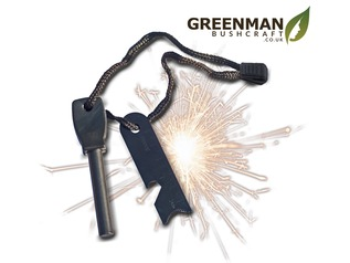 Greenman Bushcraft Firesteels