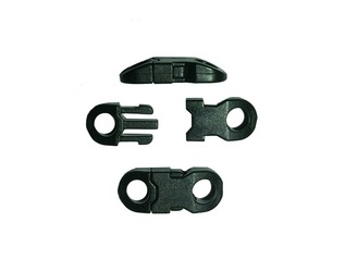 Greenman Bushcraft Mini Side Release Buckles