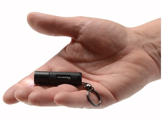 LED Lenser K2 Key-Light Keyring Torch