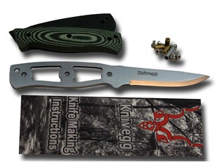 Knivegg Bushcraft Knife Kit