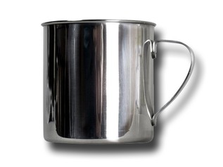 Zebra Stainless Steel Mug